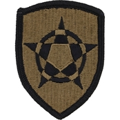 Army Unit Patch National Guard Operational Support Airlift, Subdued, Velcro (OCP)