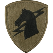 Army Unit Patch First Sustainment Brigade, Subdued, Velcro (OCP)