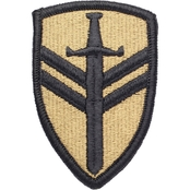 Army Patch Second Support Brigade Subdued Velcro (OCP)