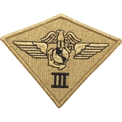 Patch Third Marine Air Wing Subdued Velcro (OCP)