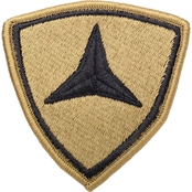 Patch Third Marine Division Subdued Velcro (OCP)