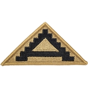 Army Patch Seventh Army New Subdued Velcro (OCP)