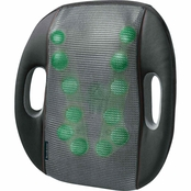 Brookstone 3D Shiatsu Back Massager