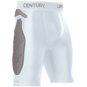 Century Martial Arts Padded Compression Shorts