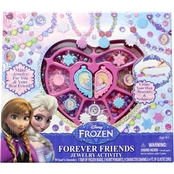 Disney Frozen Forever Friends Jewelry Activity Set