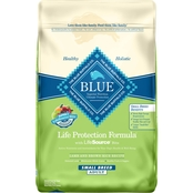 Blue Buffalo Life Protection Formula 15lb. Lamb and Brown Rice Recipe Sm Adult Dogs