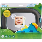 Brica by Munchkin Baby In-Sight Mirror