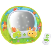 Brica by Munchkin Baby In-Sight Magical Firefly Auto Mirror