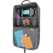 Brica by Munchkin i-Hide Seat Organizer with Tablet Viewer