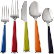 Fiesta by Cambridge Silversmiths Merengue 20 pc. Flatware Set