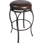 Hillsdale Lakeview Backless Swivel Stool