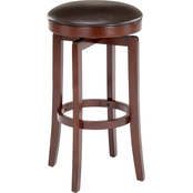 Hillsdale Malone Backless Swivel Stool