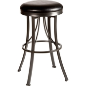 Hillsdale Ontario Backless Swivel Stool