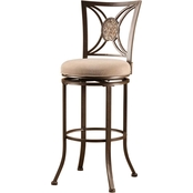 Hillsdale Rowan Swivel Stool