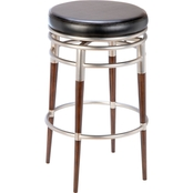 Hillsdale Salem Backless Swivel Stool