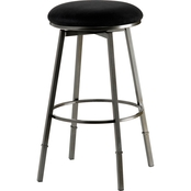 Hillsdale Sanders Adjustable Backless Counter/Bar Stool