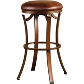 Hillsdale Kelford Backless Swivel Stool