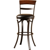 Hillsdale Kennedy Swivel Stool