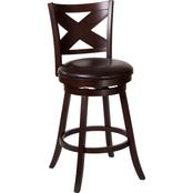 Hillsdale Ashbrook Swivel Stool