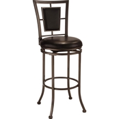 Hillsdale Auckland Swivel Stool