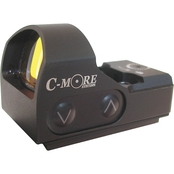 C-More Systems Small Tactical Sight Red Dot 3MOA