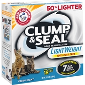 Arm & Hammer Clump Seal Light Weight Fresh Cat Litter 9 lb.