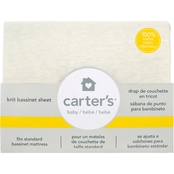 Carter's Jersey Bassinet Sheet
