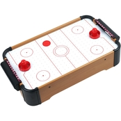Trademark Games Mini Table Top Air Hockey