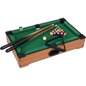Trademark Games Mini Table Top Pool Table