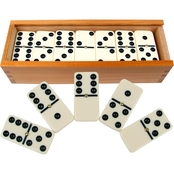 Trademark Games 28 Double Six Dominoes