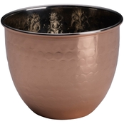 Mikasa Hammered Copper Jefferson Cup