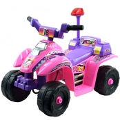 Lil' Rider Princess 4 Wheel ATV