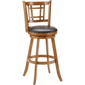 Hillsdale Fairfox Swivel Stool