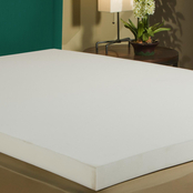 Independent Sleep 2 in. Twin Memory Foam Topper