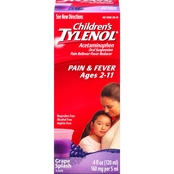 Tylenol Children's Pain & Fever