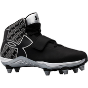 Under Armour Men's C1N Mid Football Cleats