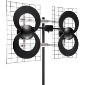 Antennas Direct ClearStream HDTV Outdoor Antenna 65+ Miles