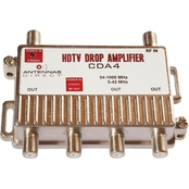 Antennas Direct 4 Way Output Distribution Amplifier