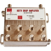 Antennas Direct 8 Way Output Distribution Amplifier