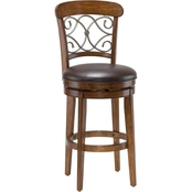Hillsdale Bergamo Swivel Stool