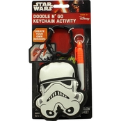 Star Wars Doodle N' Go Keychain Activity