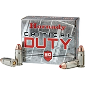 Hornady Critical Duty .357 Sig 135 Gr. FlexLock Duty, 20 Rounds
