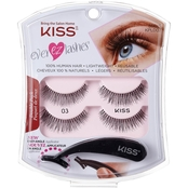 KISS Ever EZ Lash 03 4 Pc. Set