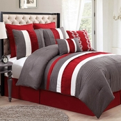 VCNY Lawrence 8 pc. Comforter Set