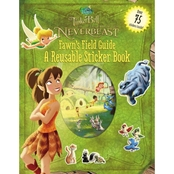 Disney: Tinker Bell and the Legend of the NeverBeast Fawns Field GuidelSticker Book