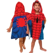 Marvel Spider-Man Hooded Towel