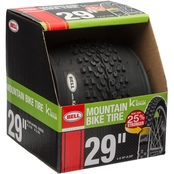 Bell Sports Traction Kevlar Mountain Bike Tire, 29 in. x 2.10 in.
