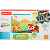 Fisher-Price Luminosity Crib Rail Soother
