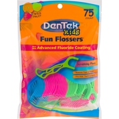 DenTek Kid's Fun Flossers 75 pk.