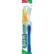 GUM Micro Tip Regular Soft Toothbrush